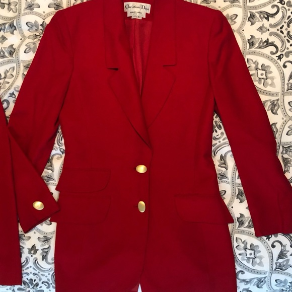 Dior Womans Suit - Vintage